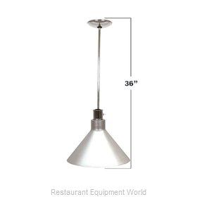 Buffet Enhancements 010HHW36-SS Heat Lamp, Bulb Type