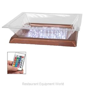 Buffet Enhancements 010LCS22LED Ice Display Tray, Decorative