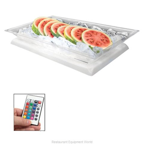 Buffet Enhancements 010LCS35LED Ice Display Tray, Decorative