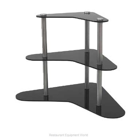 Buffet Enhancements 010RW24 Display Stand, Tiered