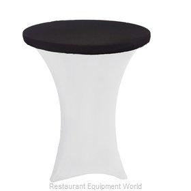Buffet Enhancements 1B30TSP-BL Table Top Cover / Cap, Stretch