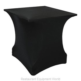 Buffet Enhancements 1B30XSP-BK Table Cover, Stretch
