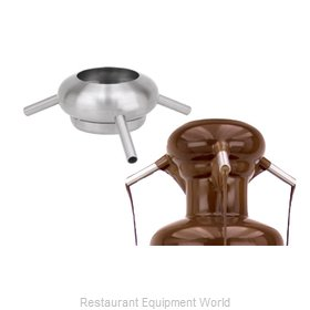 Buffet Enhancements 1BACFT2 Chocolate Fountain Accessories