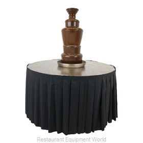 Buffet Enhancements 1BACFT48-SK Table Skirt