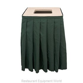 Buffet Enhancements 1BCTCS20SET Trash Receptacle Lid / Top