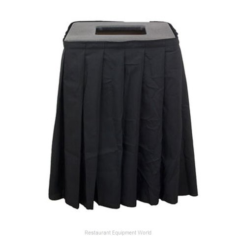 Buffet Enhancements 1BCTV20SET Cover Garbage Waste Receptacle Can