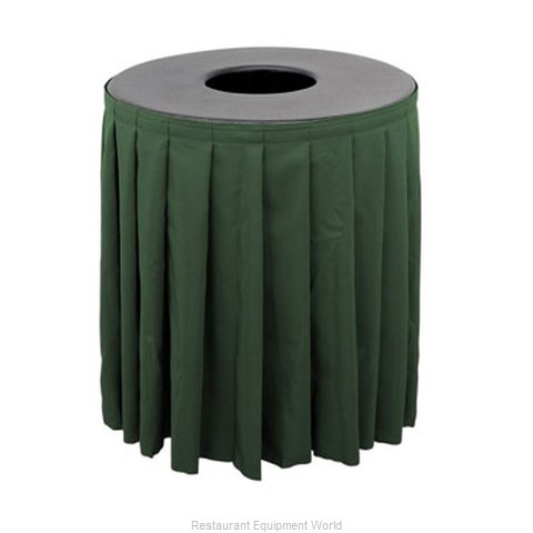 Buffet Enhancements 1BCTV32SET Cover Garbage Waste Receptacle Can
