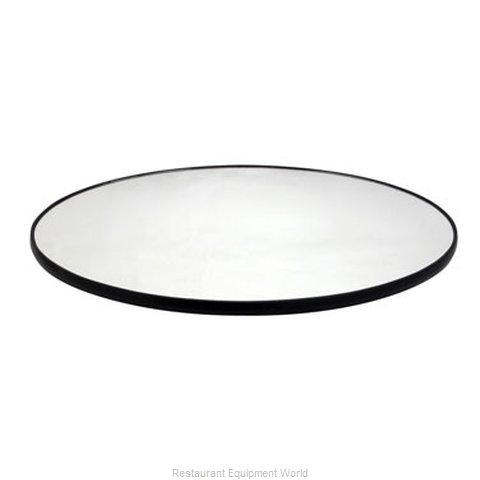 Buffet Enhancements 1BGM32OVAL Tray, Mirror