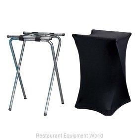 Buffet Enhancements 1BJSSP-BK Tray Stand, Cover