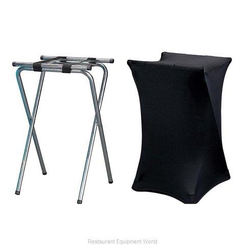 Buffet Enhancements 1BJSSP-BL Tray Stand, Cover
