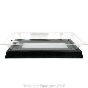 Buffet Enhancements 1BLCS35BASE Ice Display Tray, Decorative