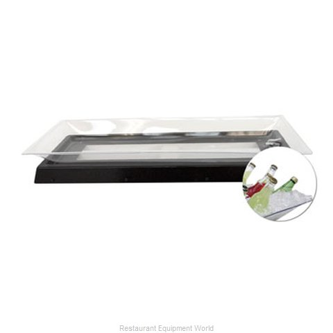 Buffet Enhancements 1BLCS55 Ice Display Tray Decorative