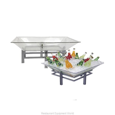 Buffet Enhancements 1BLRE22SET Ice Display Tray Decorative