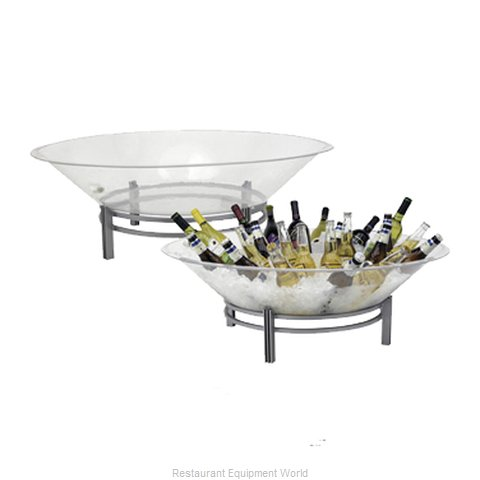Buffet Enhancements 1BLRE32SET Ice Display Tray Decorative
