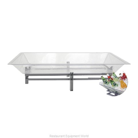 Buffet Enhancements 1BLRE35SET Ice Display Tray Decorative