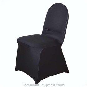 Buffet Enhancements 1BSPCH-WH Chair Cover