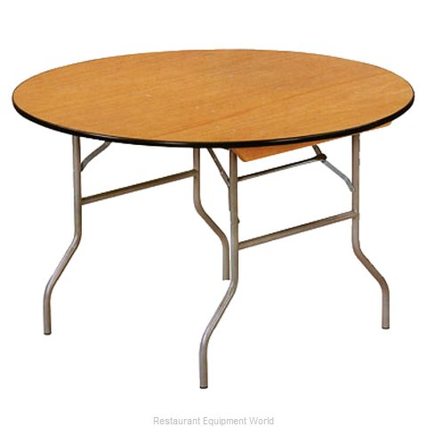 Buffet Enhancements 1BWD130007 Folding Table Round