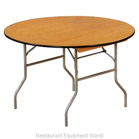 Buffet Enhancements 1BWD130007 Folding Table, Round