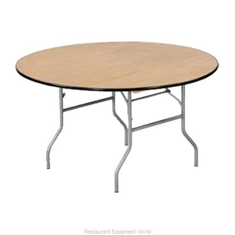 Buffet Enhancements 1BWD130008 Folding Table Round