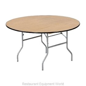 Buffet Enhancements 1BWD130008 Folding Table, Round