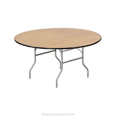 Buffet Enhancements 1BWD130010 Folding Table, Round