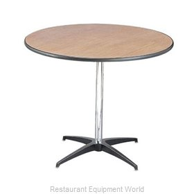 Buffet Enhancements 1BWD130013 Table, Indoor, Dining Height