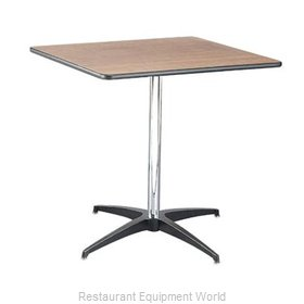 Buffet Enhancements 1BWD130015 Table, Indoor, Dining Height