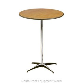 Buffet Enhancements 1BWD130022 Table, Indoor, Bar Height