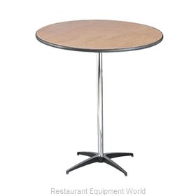 Buffet Enhancements 1BWD130023 Table, Indoor, Bar Height