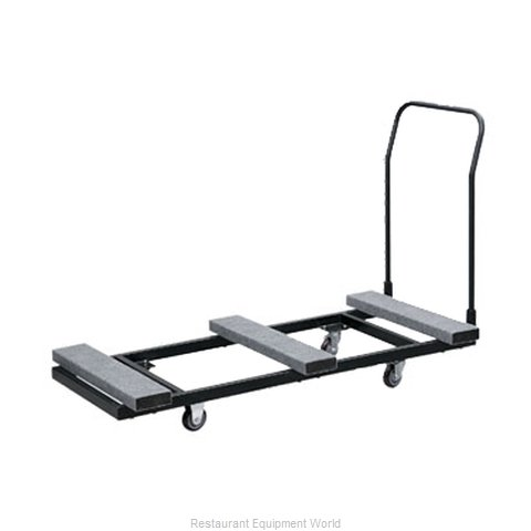 Buffet Enhancements 1BWD130606 Table Dolly Truck