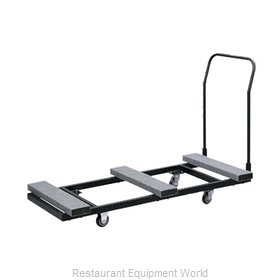 Buffet Enhancements 1BWD130608 Table Dolly Truck