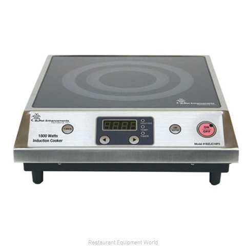 Buffet Enhancements 1BZLIC18P3 Induction Range Countertop