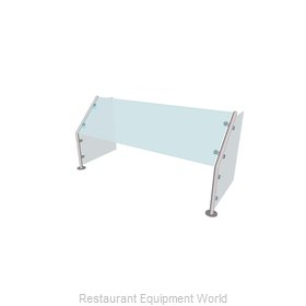 Buffet Enhancements AFWO101315-48 Sneeze Guard, Stationary