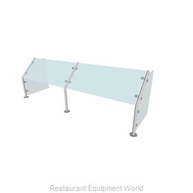 Buffet Enhancements AFWO101315-72 Sneeze Guard, Stationary