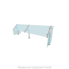 Buffet Enhancements BT151315-96 Sneeze Guard, Stationary