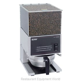 Bunn-O-Matic 20580.0001 Coffee Grinder