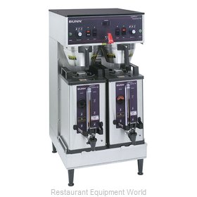 Bunn-O-Matic 27900.0001 Coffee Brewer for Satellites