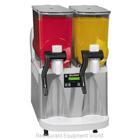Bunn-O-Matic 34000.0012 Frozen Drink Machine, Non-Carbonated, Bowl Type