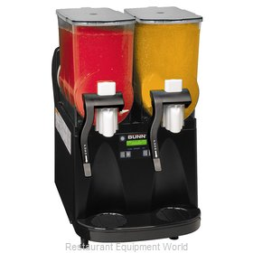 Bunn-O-Matic 34000.0013 Frozen Drink Machine, Non-Carbonated, Bowl Type