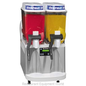 Bunn-O-Matic 34000.0079 Frozen Drink Machine, Non-Carbonated, Bowl Type