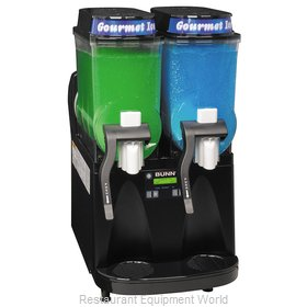 Bunn-O-Matic 34000.0080 Frozen Drink Machine, Non-Carbonated, Bowl Type