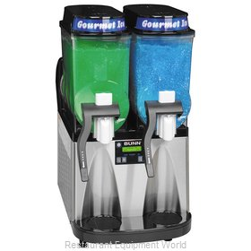 Bunn-O-Matic 34000.0081 Frozen Drink Machine, Non-Carbonated, Bowl Type