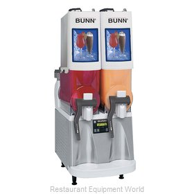 Bunn-O-Matic 34000.0500 Frozen Drink Machine, Non-Carbonated, Bowl Type