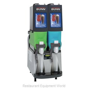 Bunn-O-Matic 34000.0501 Frozen Drink Machine, Non-Carbonated, Bowl Type