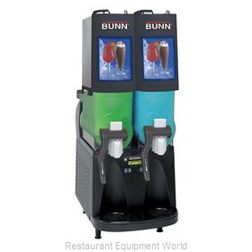 Bunn-O-Matic 34000.0504 Frozen Drink Machine, Non-Carbonated, Bowl Type