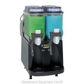 Bunn-O-Matic 34000.0520 Frozen Drink Machine, Non-Carbonated