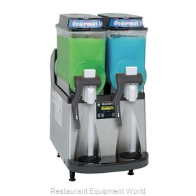 Bunn-O-Matic 34000.0522 Frozen Drink Machine, Non-Carbonated