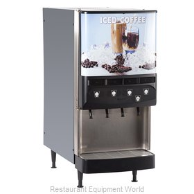 Bunn-O-Matic 37300.0016 Beverage Dispenser, Electric (Cold Concentrate)