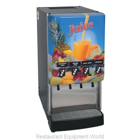 Bunn-O-Matic 37300.0023 Beverage Dispenser, Electric (Cold Concentrate)