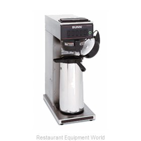 Bunn-O-Matic CW15-APS-0000 Coffee Brewer for Airpot
